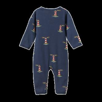Henley Pyjama Suit