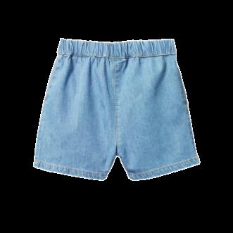 Chambray Sailor Shorts