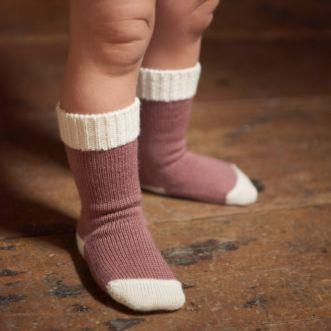 Merino Knit Socks