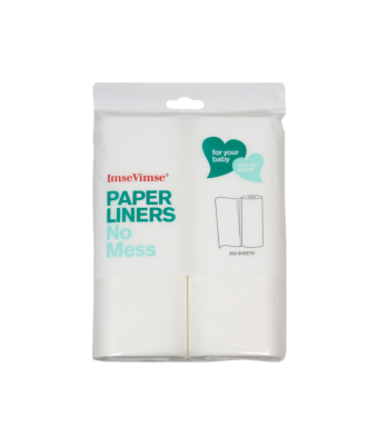Paper Nappy Liners - 100 Pack