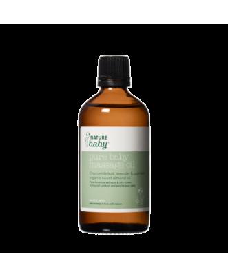 Pure Baby Massage Oil 100ml