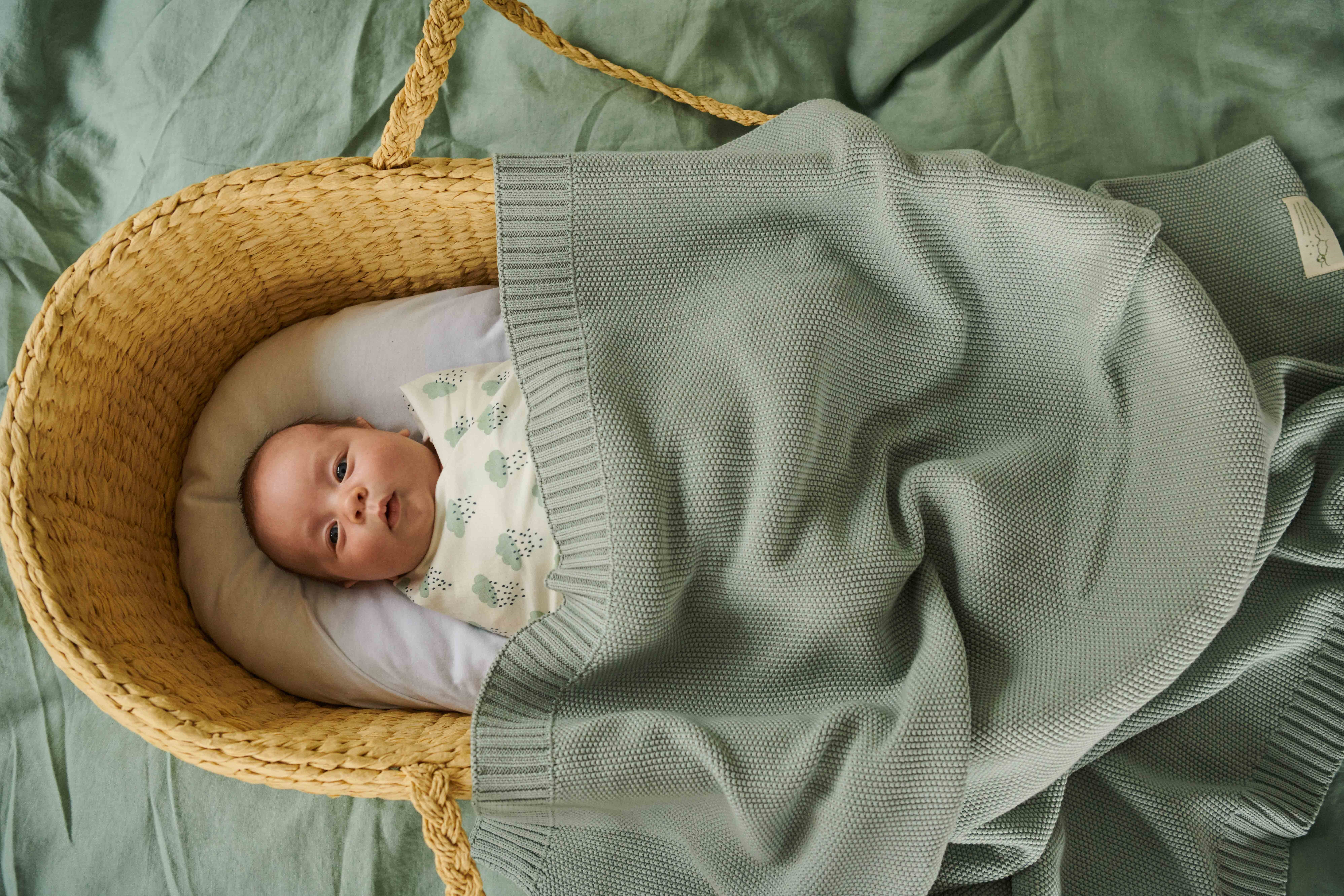 libby cain: on swaddling
